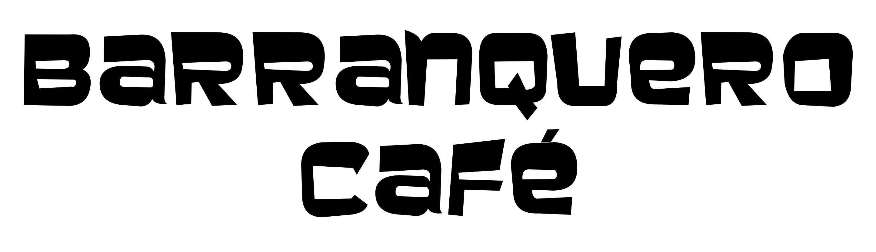 Barranquero Café Logo